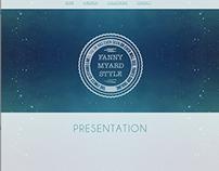 Webdesign project-eshop