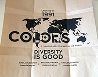 History of COLORS