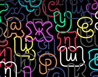 Lamon typeface