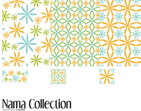 Nama Collection, Pattern design
