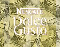 Nescafe Dolce Gusto Coffee machine Campaign