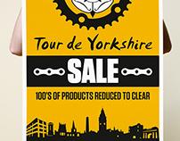 Tour de Yorkshire Campaign