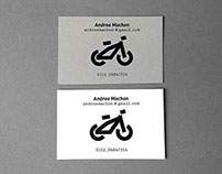 Bike Professional Business Card