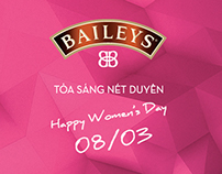 Baileys Women's Day