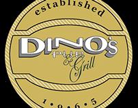 Renton's Dino's Pub & Grill | Seahawk's Neighbor