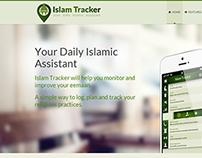 Productivity App Website - Web Design