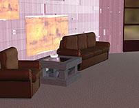 interior design 3d Max