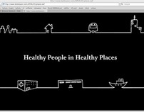 CDC : Healthy Places