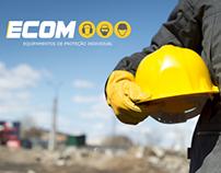 Logo - ECOM