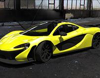 McLaren P1 Project