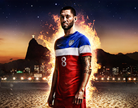 The Fire Within - FIFA Rio 2014