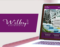 Wilby Residences | Responsive Website