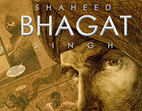 Bhagat Singh : Graphic Novel.