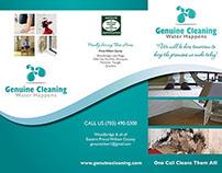 Genuine Cleaning Brochure