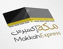 Arabic Logo Design - Makkah Express