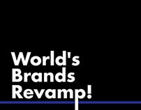 World's Brands Revamp!