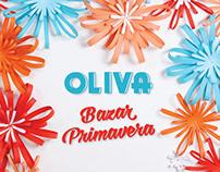 OLIVA Bazar Primavera · event design