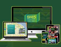 Sunwaves Responsive Website