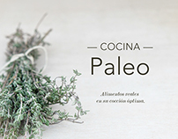| COCINA PALEO