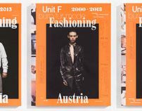 Fashioning Austria, Unit F büro für Mode 2000–2013