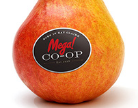New Logo & Branding: Mega Co-op