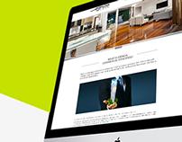 Esencia Concierge - Web Design Branding Responsive