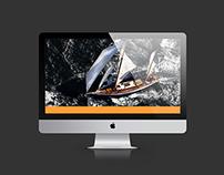 Tioga Sailing Yacht Website