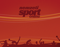NemzetiSport WP7 application design