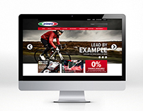 Local Bike Shop Website