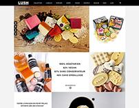 Lush Web Design