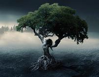 Whisper in the dead Apple tree