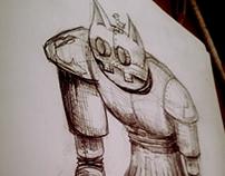 Sketches/Bocetos