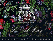 Dutch Boudoir Luxury Bed Fashion