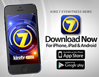 KIRO Mobile News app