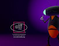 Alfi, el cocuyo fotógrafo / Personal branding / Toy