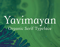 HK Yavimayan Typeface