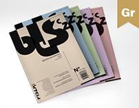 Editorial Design: Bluszcz Magazine