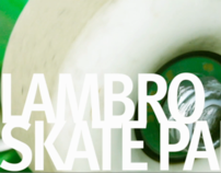 Lambrooklyn Skate park