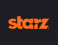STARZ channel package/station ID