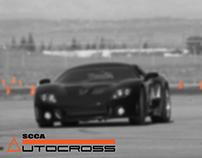 SCCA AutoCross ReBranding (Student Project)
