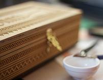 Calligraphy BOX (Tifinagh)
