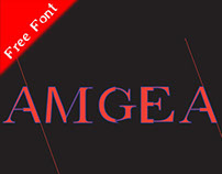 AM Gaea - Free Font Download - Regular