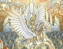 Sigfrido y los Nibelungos