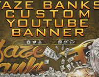 FaZe Banks Banner