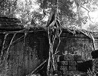 Natural ruins