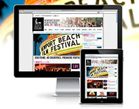 Newport Beach Film Festival Website