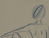Life Drawing: 30 SECONDS