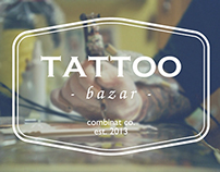 TATTOO bazar. Branding
