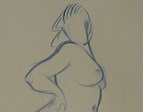 Life Drawing: 2 MINUTES