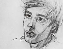sketches : Alexander Koch , Lena Headey , Rachel Weisz